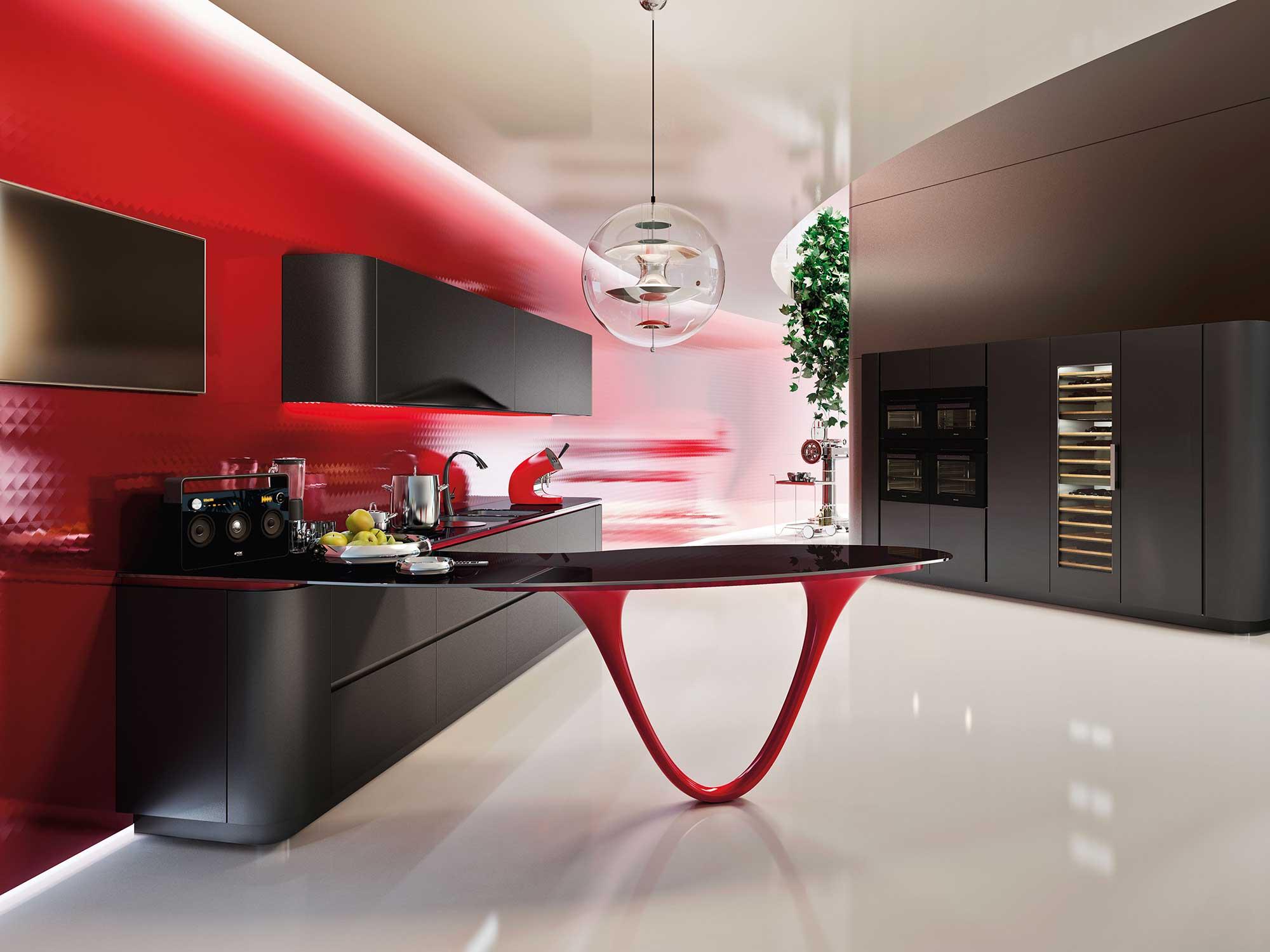 Cucine Snaidero: lo stile Pininfarina e Iosa Ghini | Ville&Casali