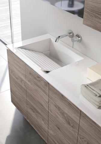 Mobili per lavanderia: pensiamo allo spazio | Ville&Casali