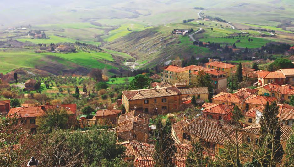 Abitare a Volterra: dalla campagna al centro