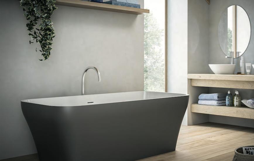 Arredare il bagno: colori alla moda e design
