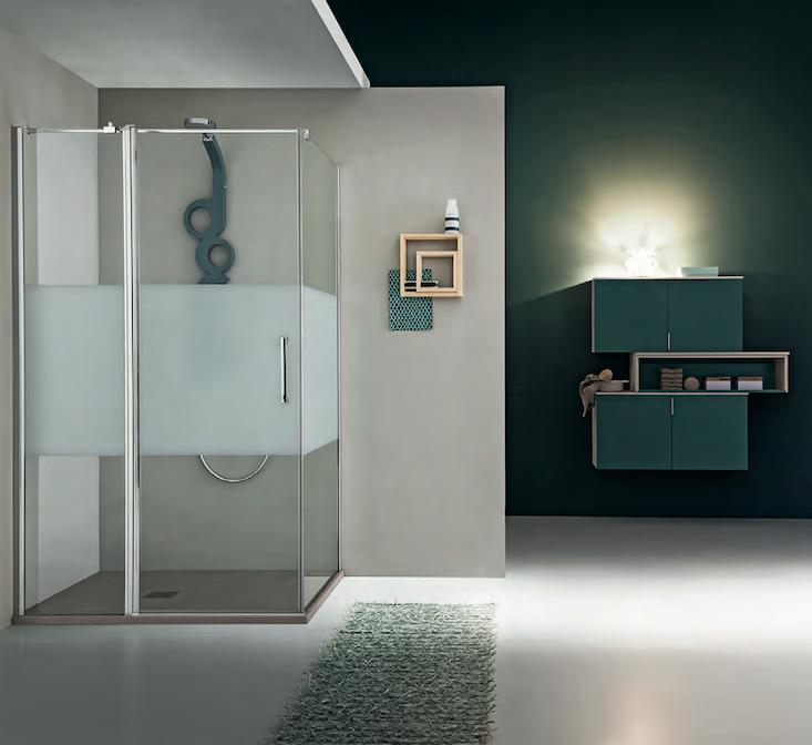 Arredare il bagno colori alla moda e design - Arredare il bagno ...