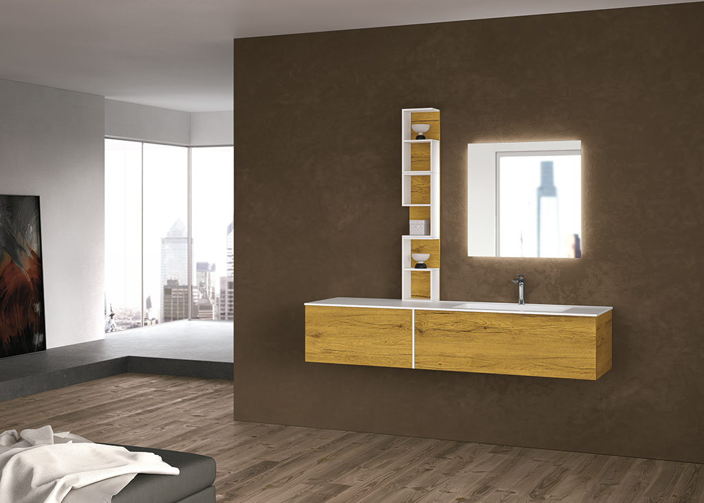 bagni moderni per il benessere domestico | ville&casali - Bagni Moderni Legno