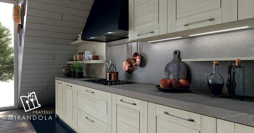 Cucine in legno: design moderno, tocchi classici | Ville&Casali
