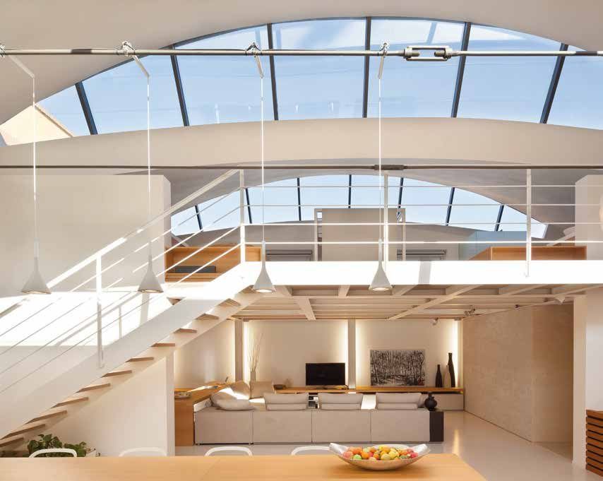 Ristrutturare un loft minimalismo antico