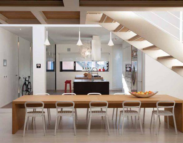 Ristrutturare un loft: minimalismo antico