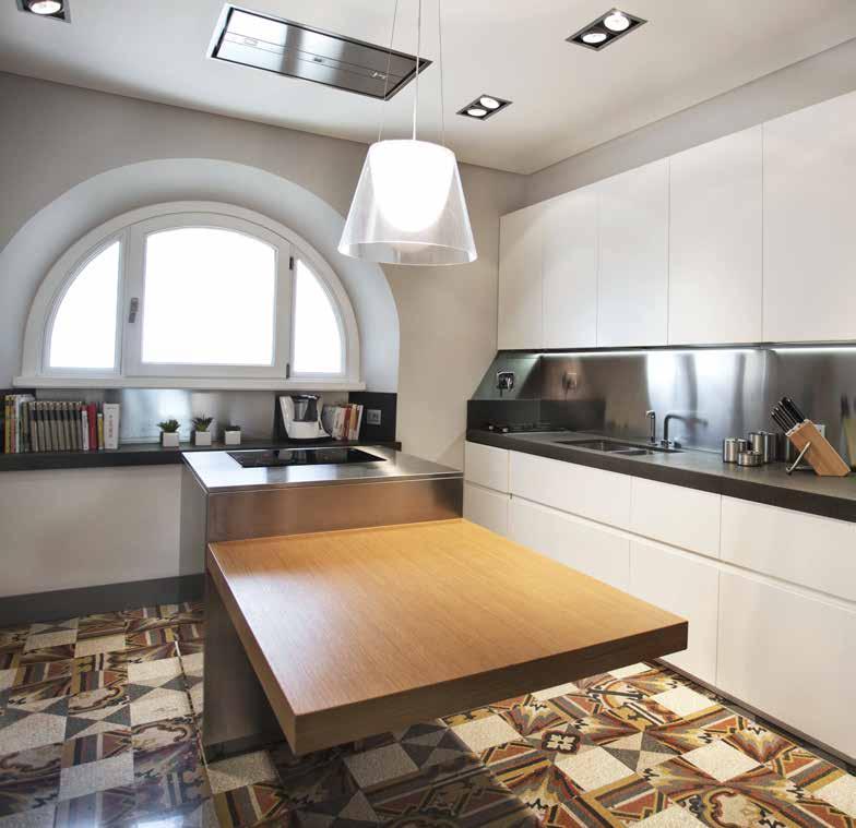 Ristrutturazione di un appartamento in stile art d co for Case in stile spagnolo
