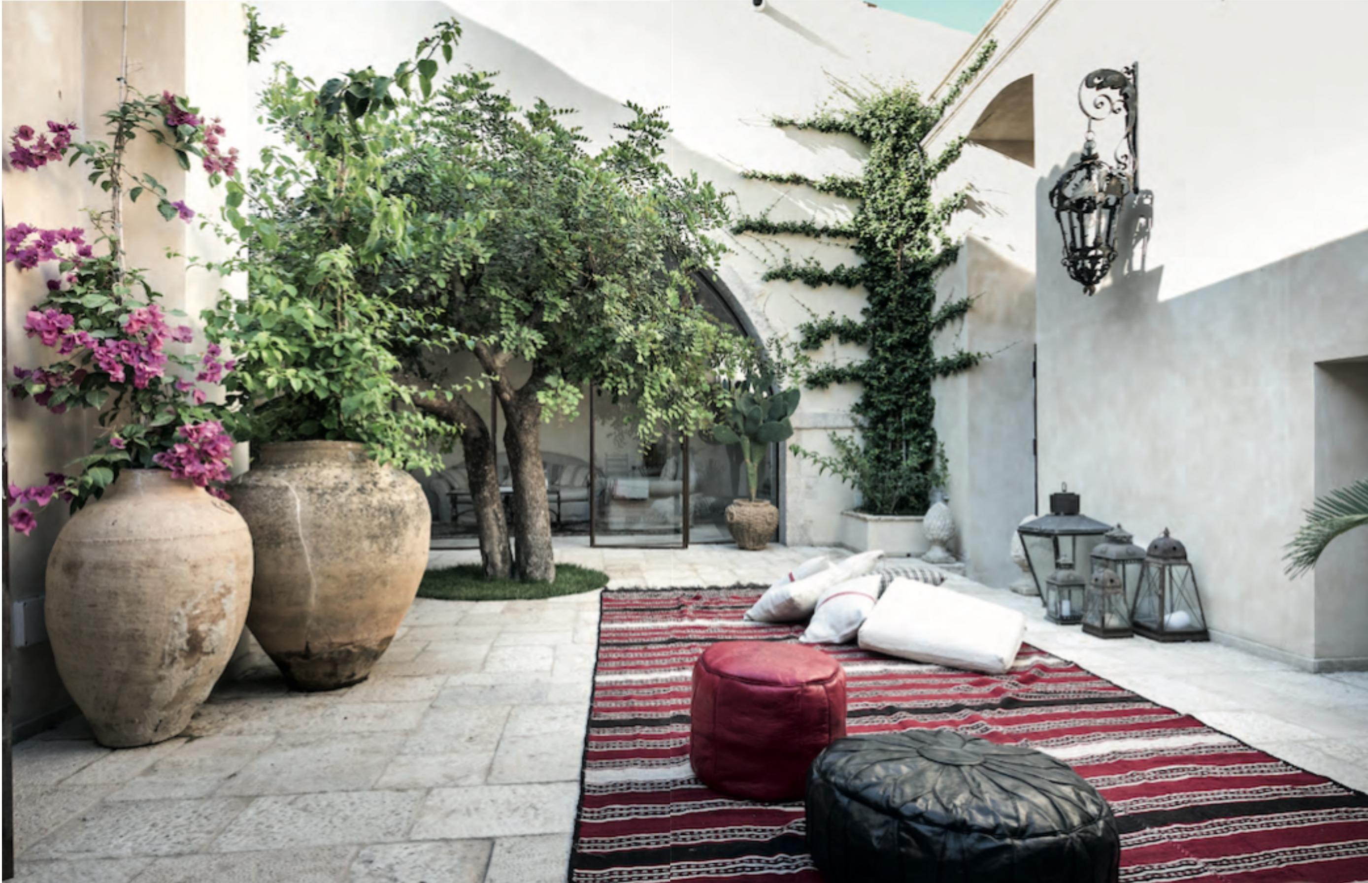 Ristrutturazione in stile orientale a noto for Casa in stile orientale