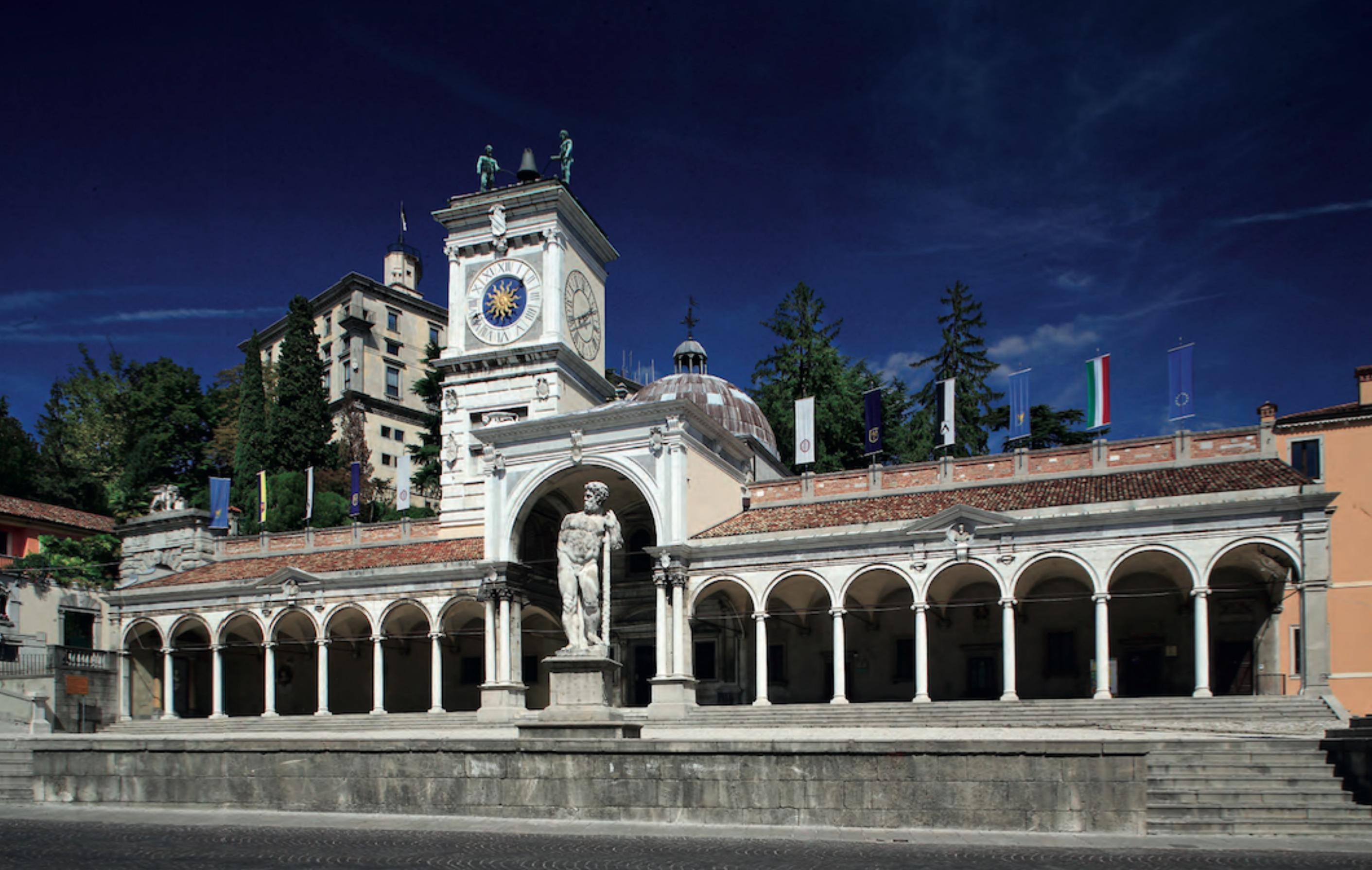 Giardino In Città Udine udine: il fascino di una città d'arte
