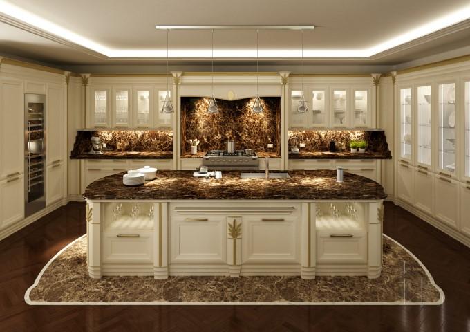 Arredamento classico il design globale ville casali for Marche arredamento design