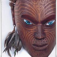 Arte tribale e moderna dalla Nuova Zelanda