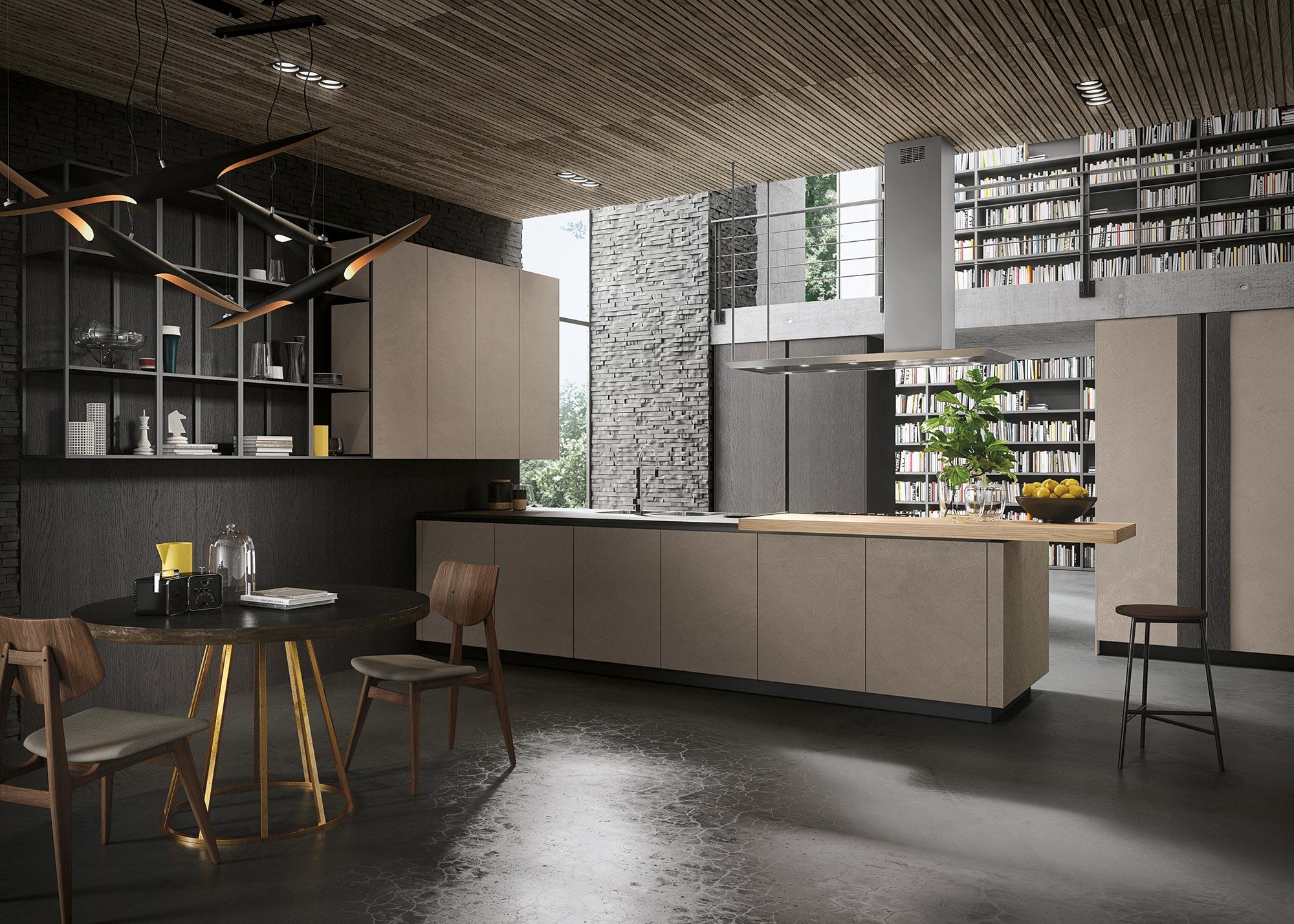 "Cucine moderne: eleganza ""sartoriale"" e contaminazione   Ville&Casali"