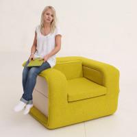Poltrona di design: Flop diventa anche letto