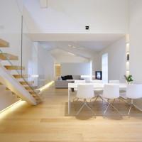 Ristrutturazione in bianco: un loft a Como