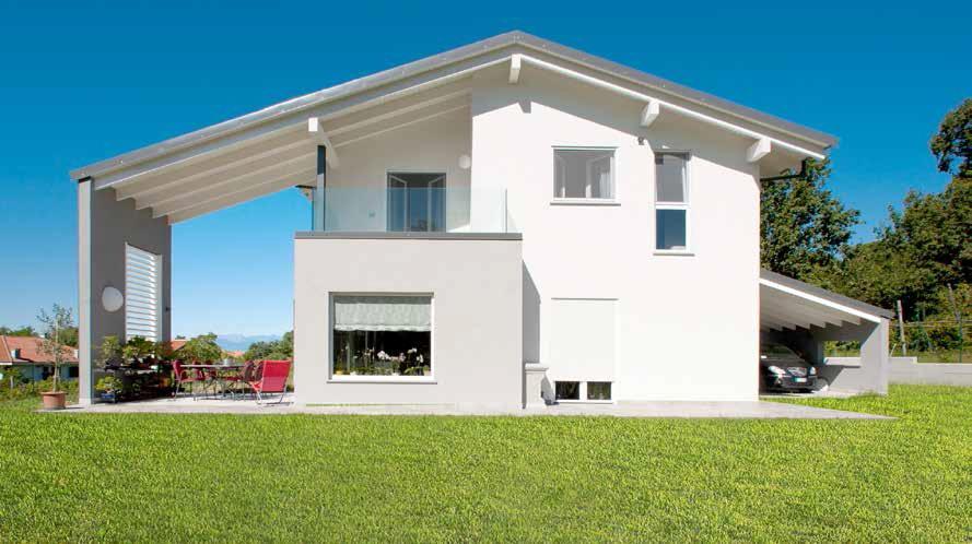 Casa da sogno design immerso nel verde for Design e rimodellamento della casa sud occidentale