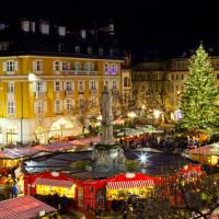 Mercatini di Natale: a Bolzano è tutto pronto