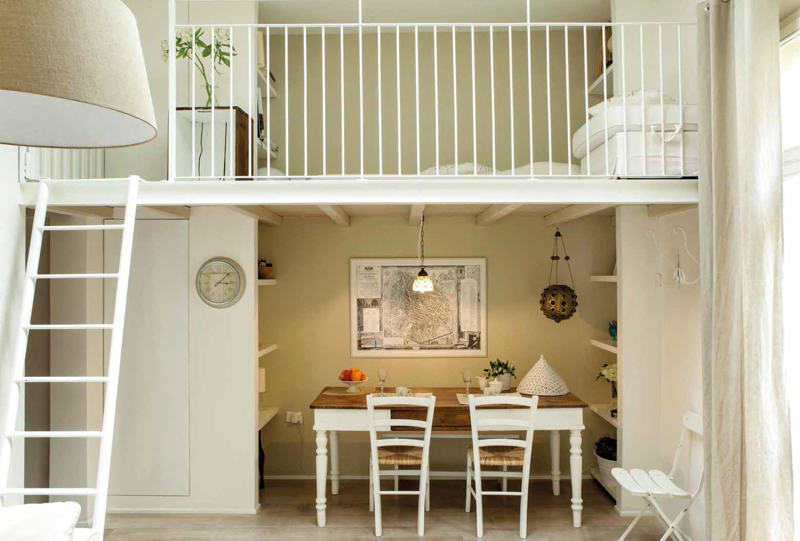 Casa piccola la scelta verticale ville casali - Piccola palestra in casa ...