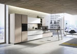 Cucine moderne per gusti giovani | Ville&Casali