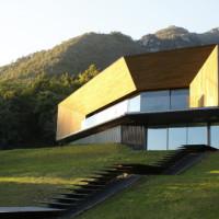 Villa di design: meraviglia in caollina