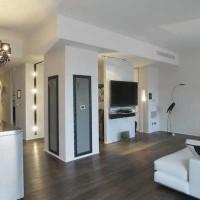 Appartamento a Bologna: interni al maschile