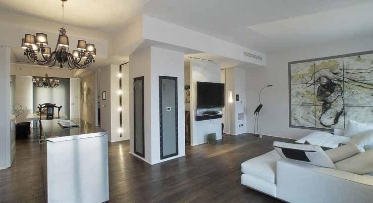 Appartamento a bologna interni al maschile for Interni appartamenti