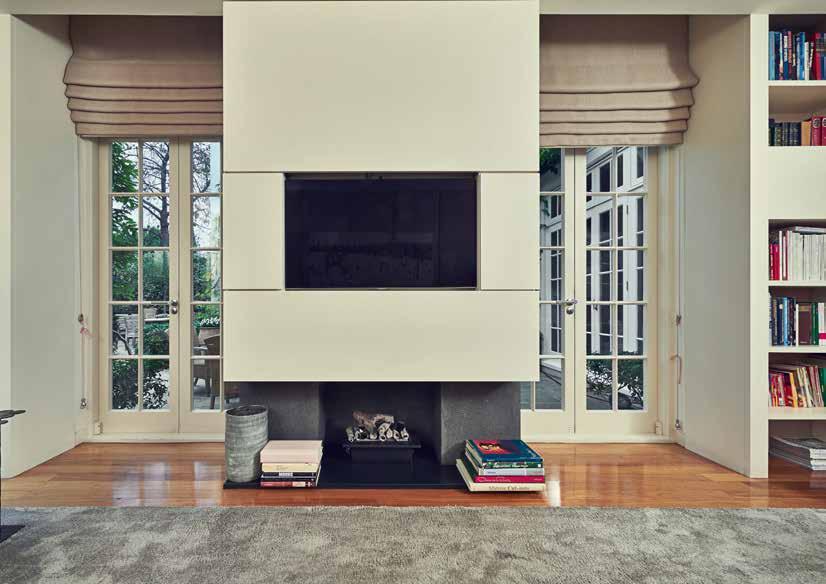 Casa in stile vittoriano eleganza moderna for Stile casa moderna