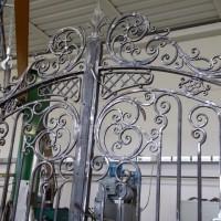 Ferro battuto, design e tradizione