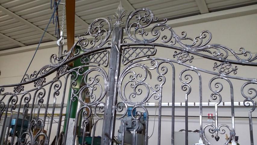 Estremamente Ferro battuto, design e tradizione | Ville&Casali HL61