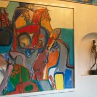 Lois Rott: lo scultore che ama i profili