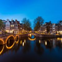 Natale ad Amsterdam per la festa delle luci