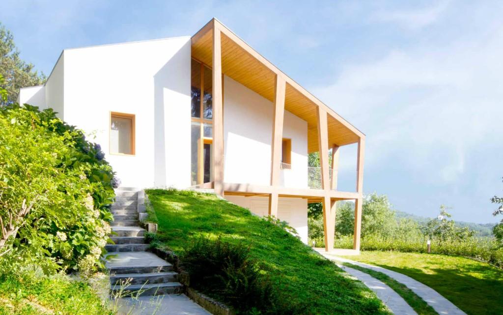 Ristrutturare una villa