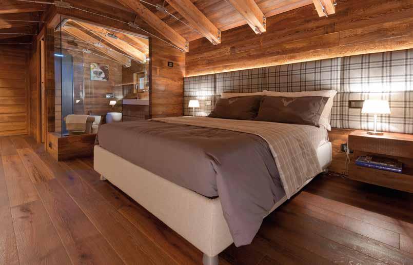 Casa di montagna a courmayeur for Piani di casa in stile artigiano di montagna