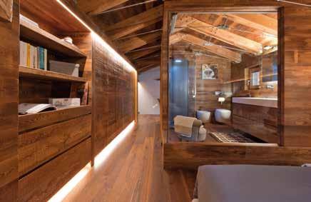Case Di Montagna Interni : Interni di case di montagna bagni di montagna idee per interni e