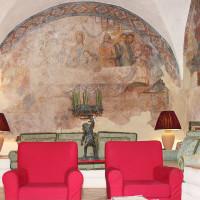 Una residenza storica nel chiostro