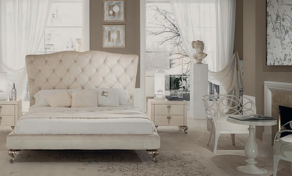 Artigiani Camere Da Letto : Camera da letto: rompere gli schemi