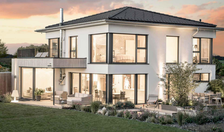 Casa prefabbricata dal design esclusivo - Agevolazioni costruzione prima casa 2017 ...