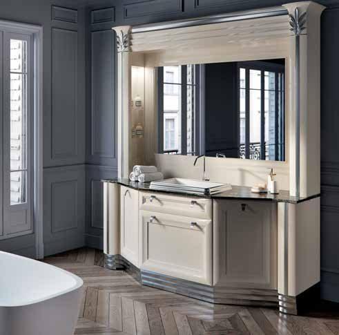 Cinque idee per arredare un bagno di lusso for Idee per il bagno
