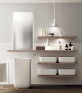 Cinque idee per arredare un bagno