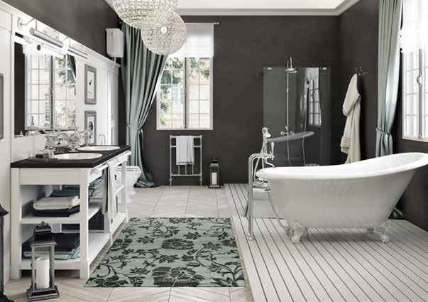 Cinque idee per arredare un bagno di lusso for Idee creative per arredare