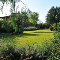 Creare un giardino, un regno colorato di relax