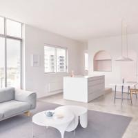 Rinnovare un appartamento minimal