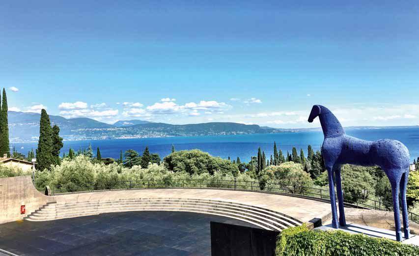 Soggiorno pet friendly sul lago di Garda