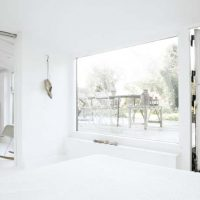 Appartamento total white