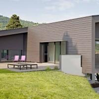Casa in legno: rustica luminosità