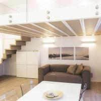 Ristrutturare un loft: forti ispirazioni pugliesi