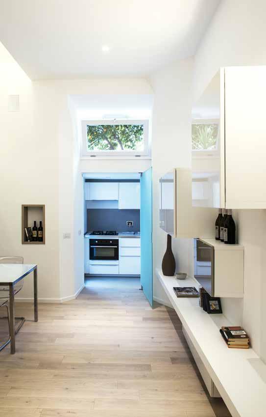Ristrutturare un loft forti ispirazioni pugliesi for Garage con il costo dell appartamento loft