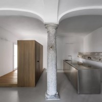 Ristrutturazione a Varese: luce antica