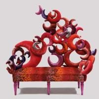 Sedie di design: raffinatezza pittorica