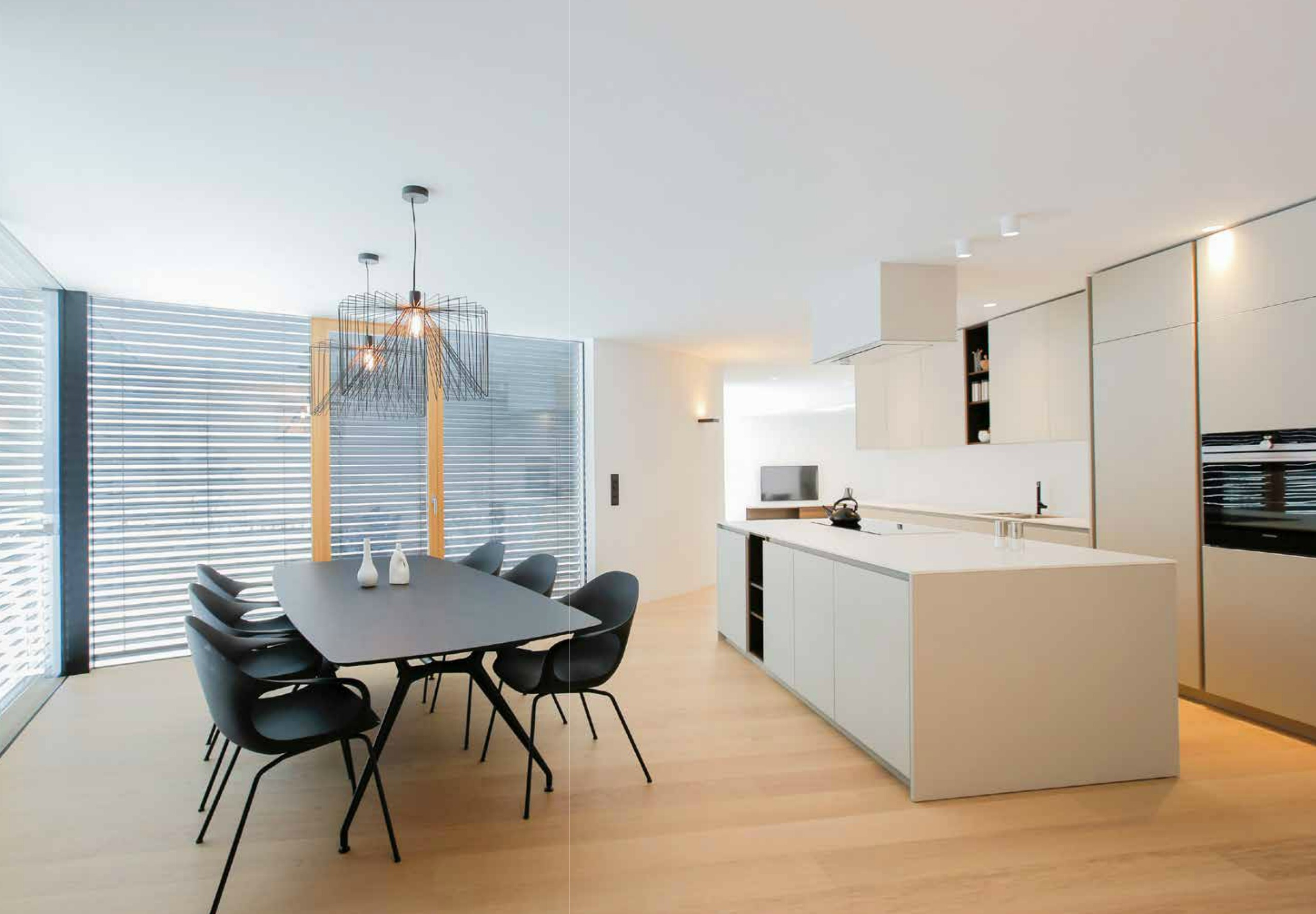 Una casa moderna e raffinata in slovenia for Casa moderna edizione 2017