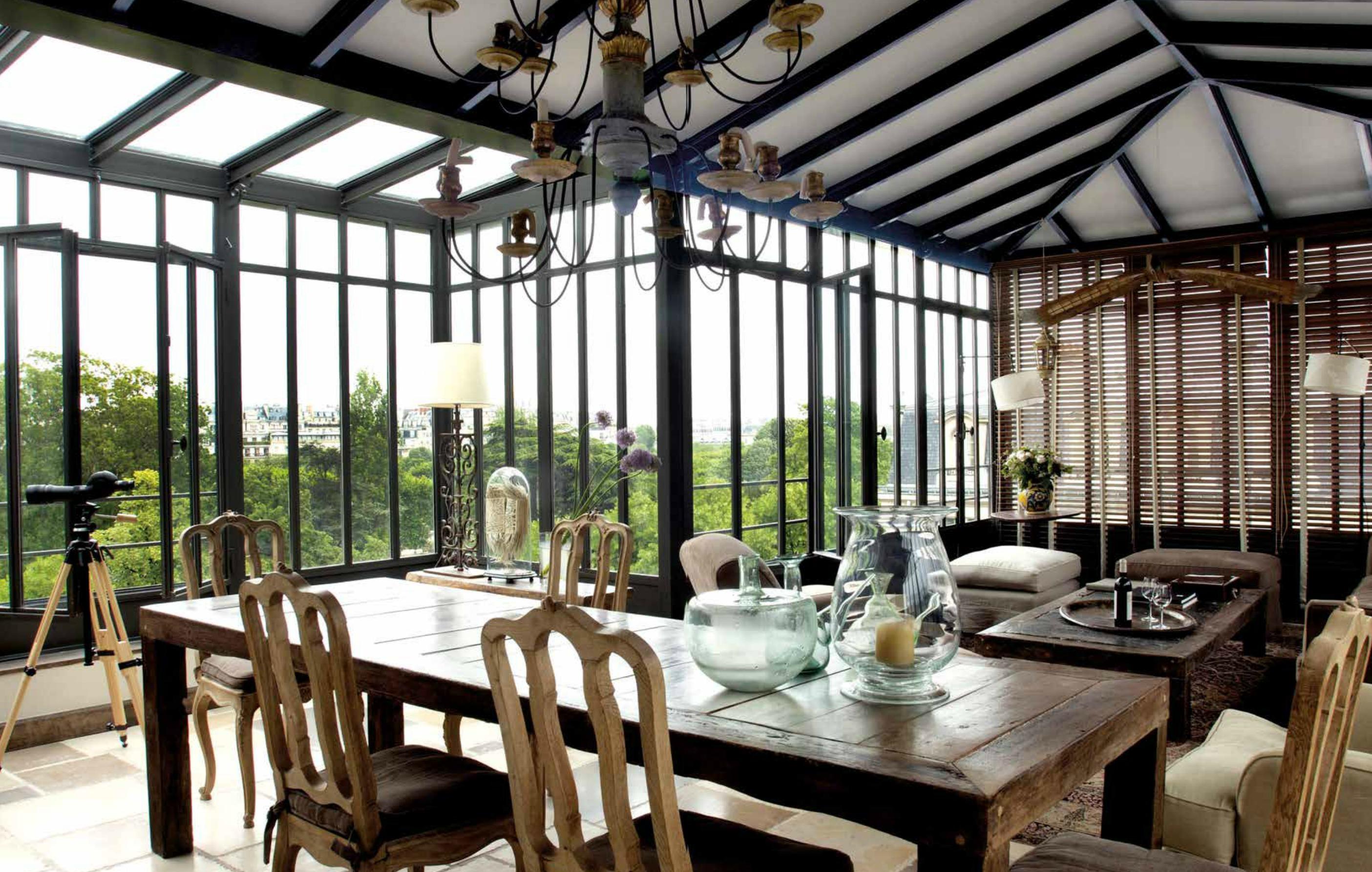 Casa a parigi aria di campagna in centro - Casa vacanza a parigi ...