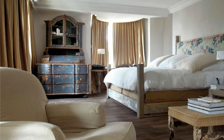 Parigi I Materiali Nobili Di Les Curieuses : Casa a parigi aria di campagna in centro